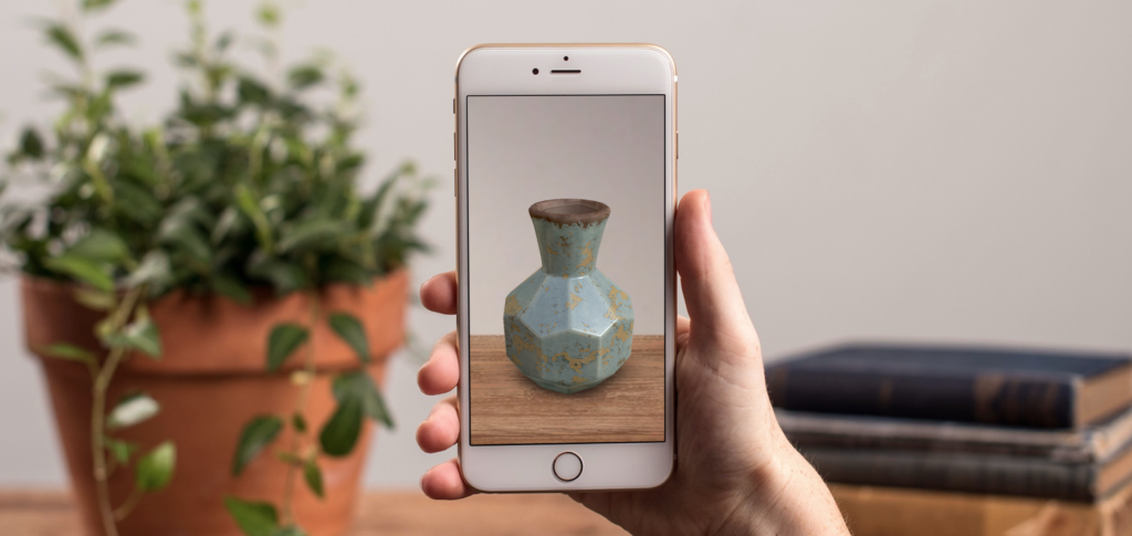 molly vase shopify apple pay augmented reality ar quick look genius ventures