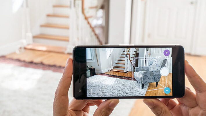 eCommerce-Stores-Augmented-Reality-AR genius ventures wayfair