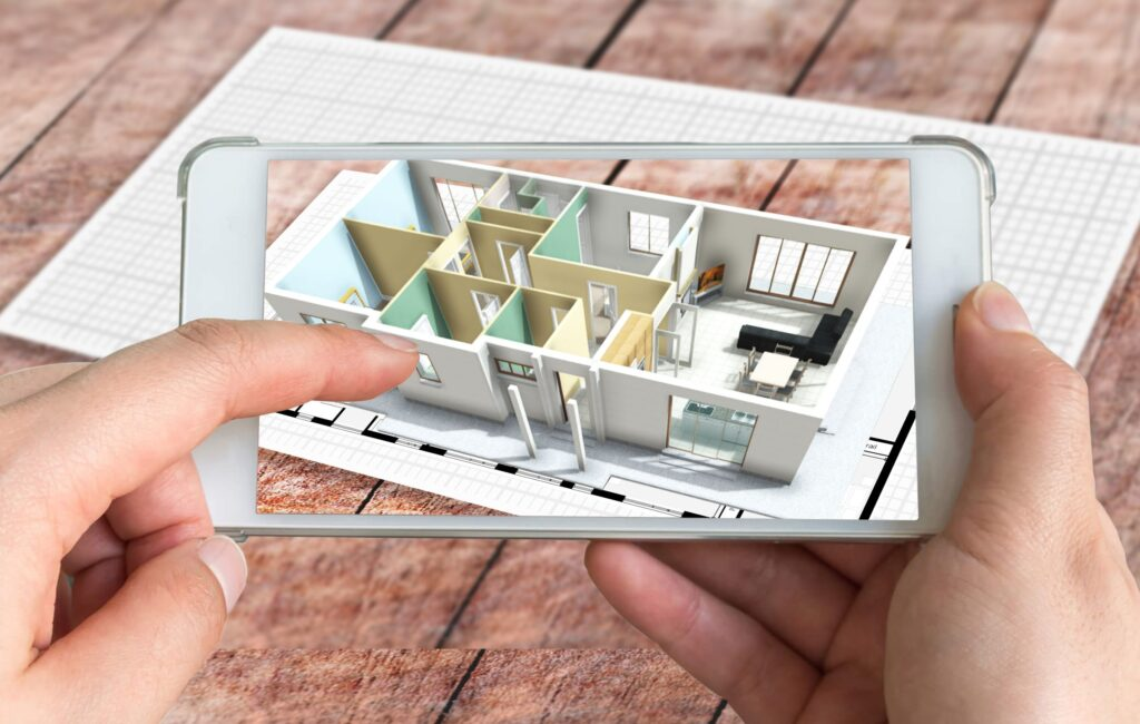 augmented reality real estate genius ventures